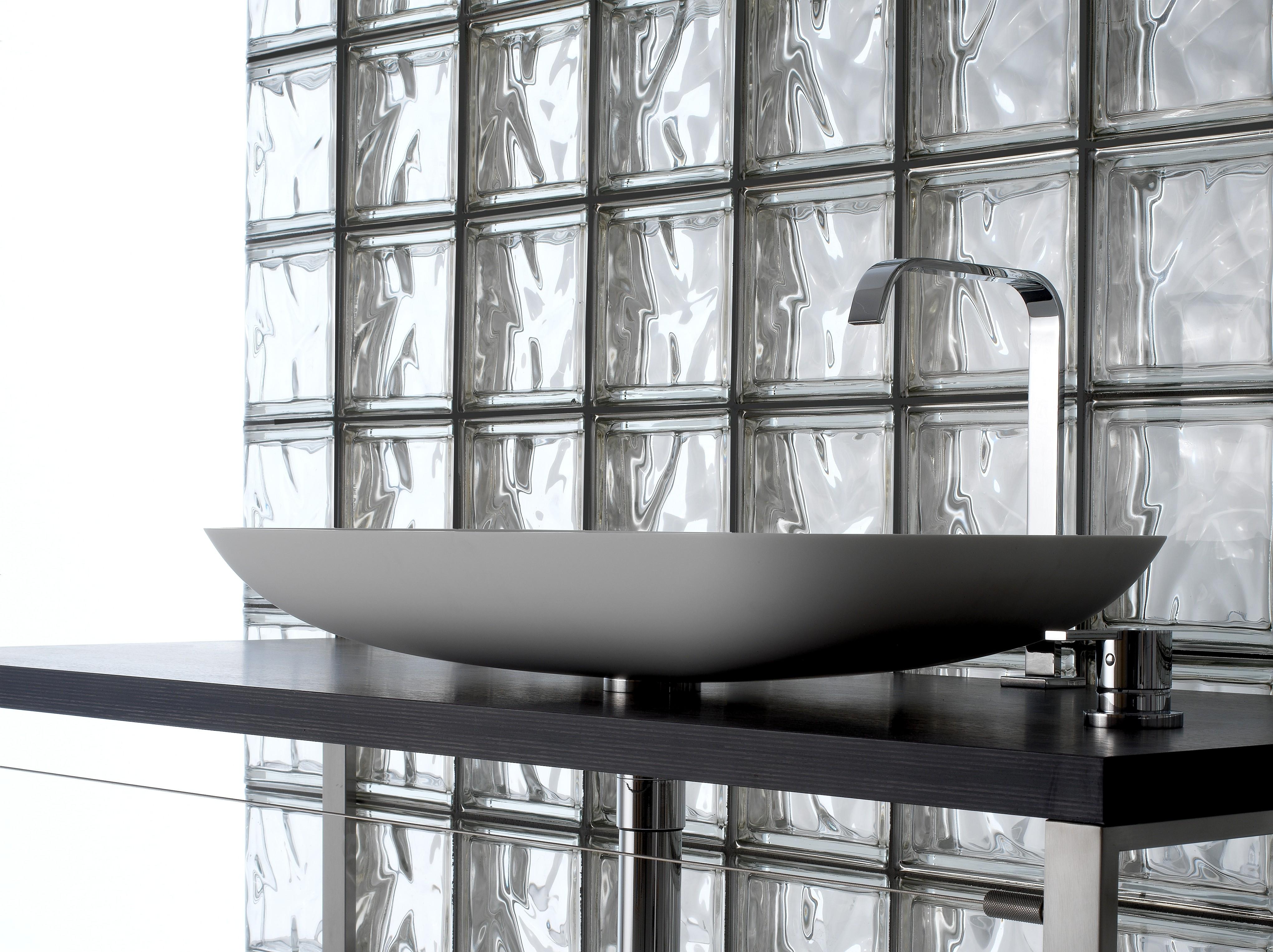 Bathrooms rochester glass block for Glass block window bathroom