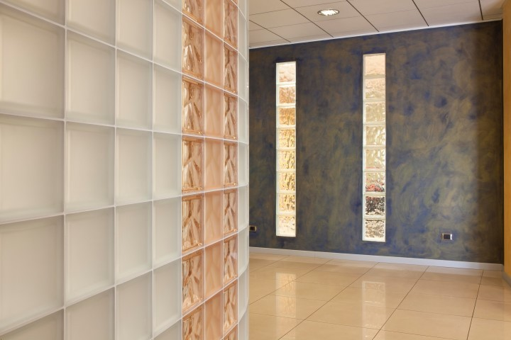 Interior Partition Walls Rochester Glass Block