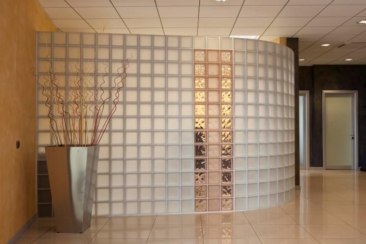 Interior Partition Walls Rochester Glass Block