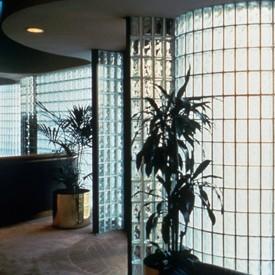 interior partition walls | rochester glass block