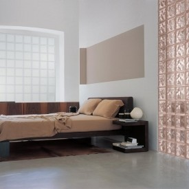 Colored Partition Wall